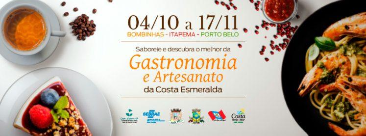 Temporada Gastronômica Costa Esmeralda