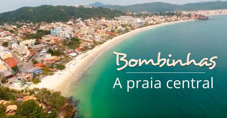 Bombinhas Praia Central