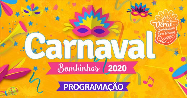 Carnaval 2020 em Bombinhas